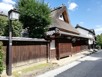 Kyoto Adventures – Toriimoto main street