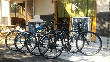Kyoto Adventures – The bikes